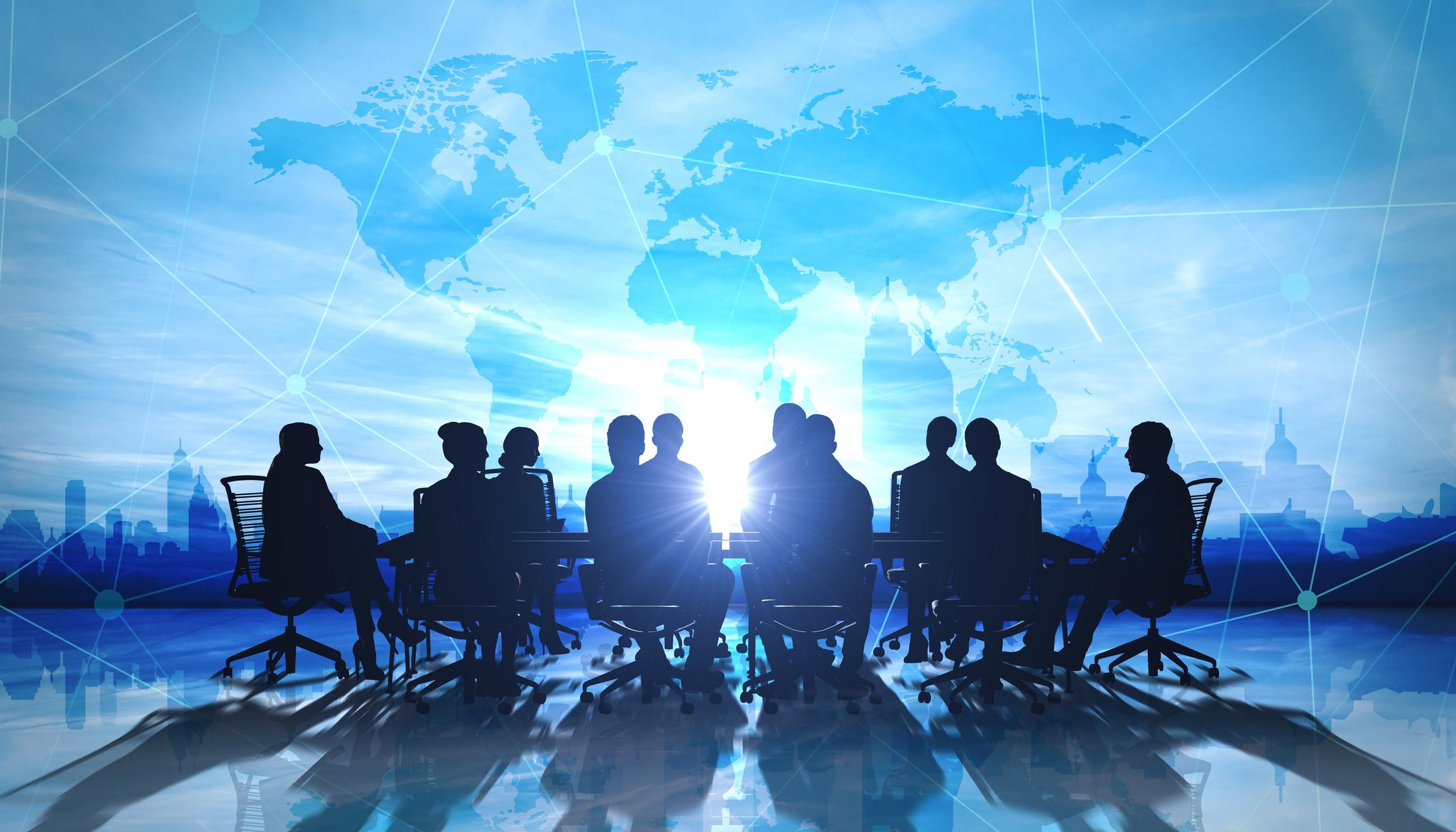 Lite om globalisering
